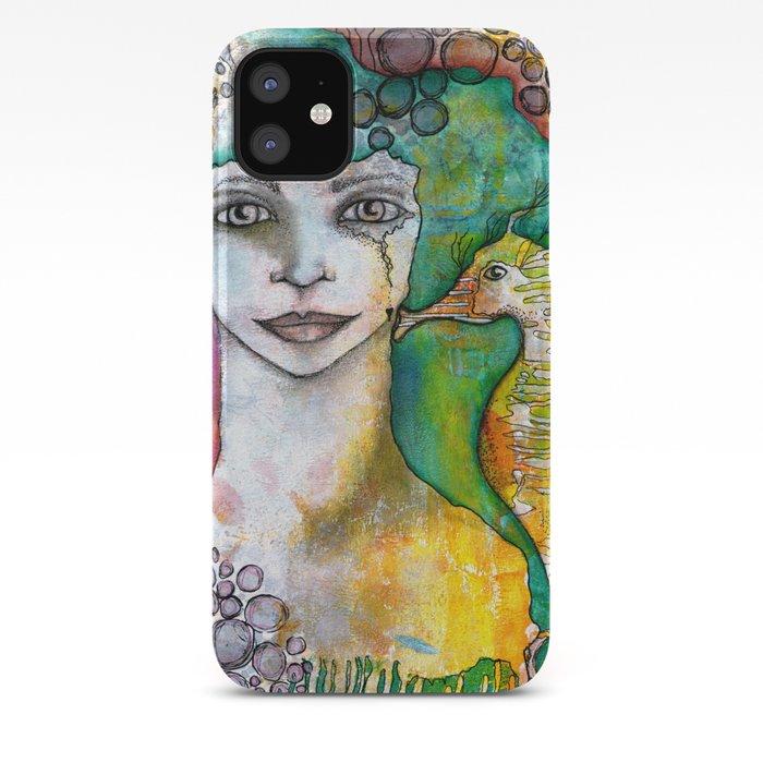 sea of love iPhone 11 case
