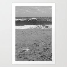Peaceful Summer Art Print