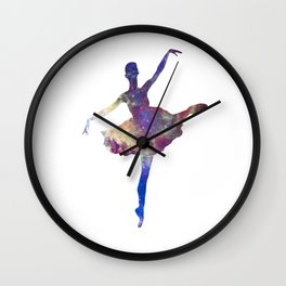 Cosmic Dance Wall Clock