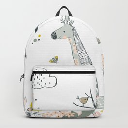 The Wild Things Backpack
