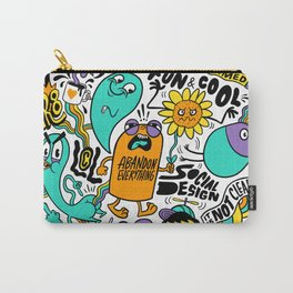 Fun & Cool Carry-All Pouch