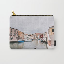 Murano Italy Venice | travel photography | glass island Carry-All Pouch