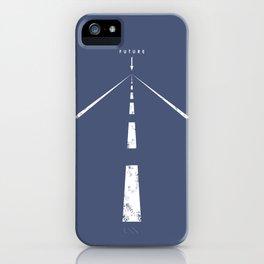 F U T U R E iPhone Case