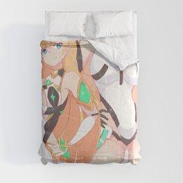 Cross-Over Comforters
