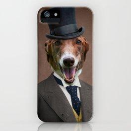 Happy Benny iPhone Case
