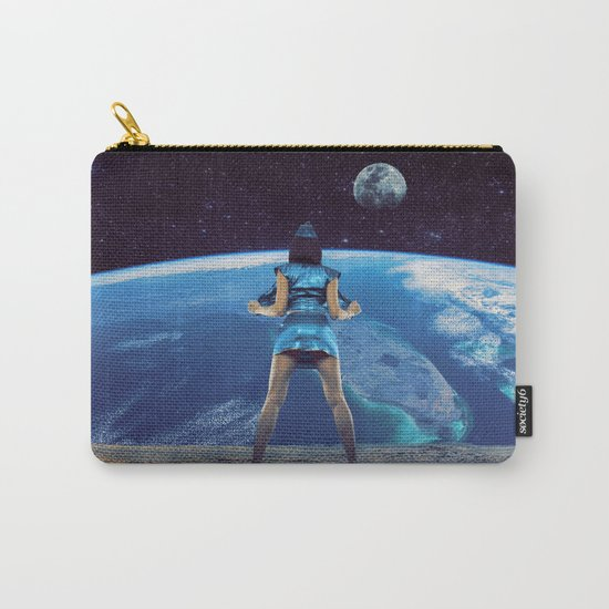 Show on! Carry-All Pouch