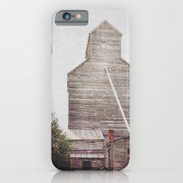 Gray Gardens iPhone Case