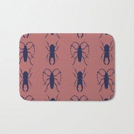 Beetle Grid V4 Bath Mat