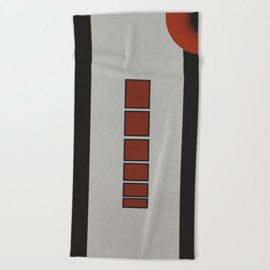 Observatory Beach Towel