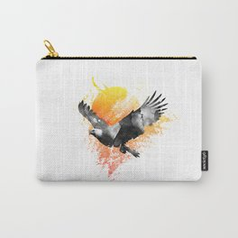The Eagle that touched the Sun Carry-All Pouch
