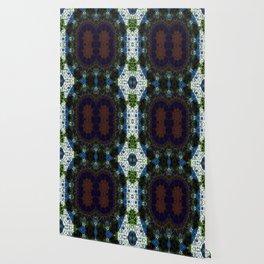 Quantum Blueprint Wallpaper