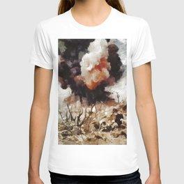 Marine Demolition, WWII T-shirt