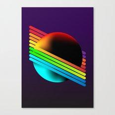 Saturnz Barz Canvas Print