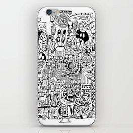 Graviola III iPhone Skin
