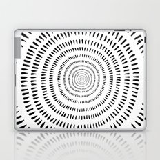 Fjorn on white Laptop & iPad Skin