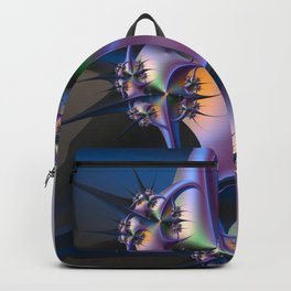 Abstract Upstairs Downstairs Balconies Backpack