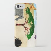 safari iPhone & iPod Cases featuring Safari by Design4u Studio
