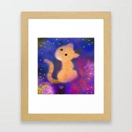 Tybolt`s Galaxy Framed Art Print