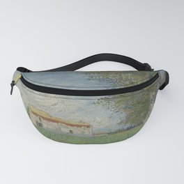 Farmhouse in a Wheatfield Fanny Pack