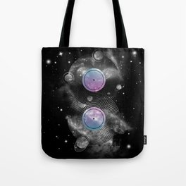 The Vinyl Frontier Tote Bag