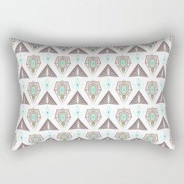 Art Deco 33. Art Rectangular Pillow