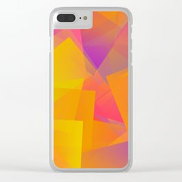 2106 Summer's starting ... Clear iPhone Case