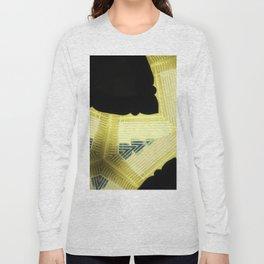 Venetian Blind Abstract Long Sleeve T-shirt