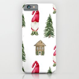 No Place Like Gnome iPhone Case