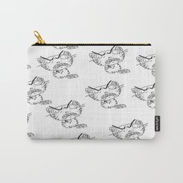 Rage Cat Carry-All Pouch