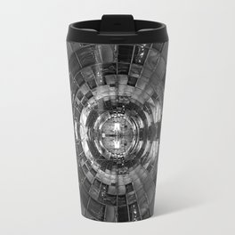 Derelict Airship of Repetition Travel Mug