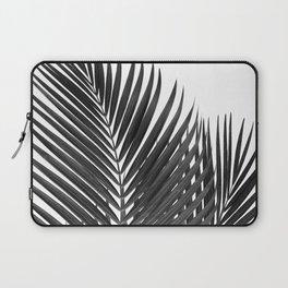 Minimalist Palm Tree Leaves Laptop Sleeve