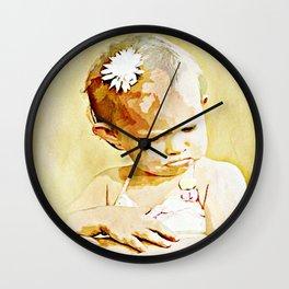 The Little McCoy - 018 Wall Clock