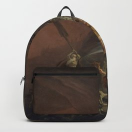 Aeneas and the Sibyl Backpack