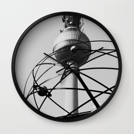 Berlin World Clock Wall Clock