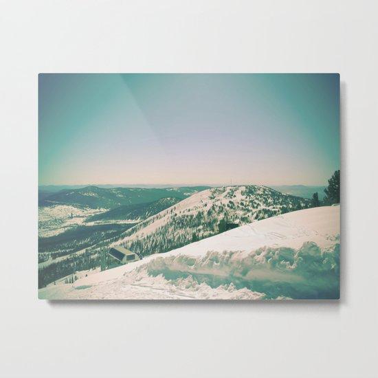 Winter 5 Metal Print