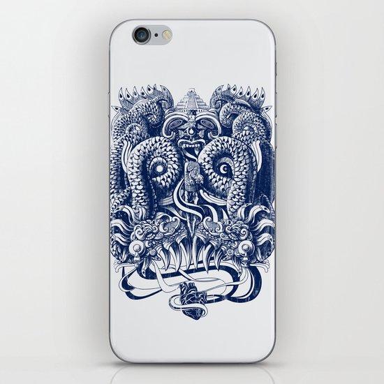 Tlaloc iPhone & iPod Skin