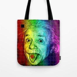 It's LSD, Einstein! Tote Bag