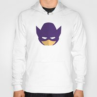 clint barton Hoodies featuring Clint Barton by Oblivion Creative