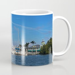 Where You Long to Be Coffee Mug