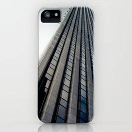 Sky Gaze  iPhone Case