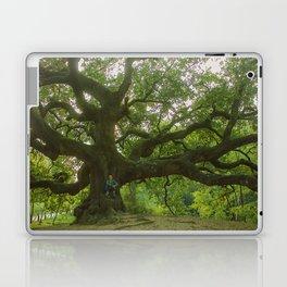 witch tree Laptop & iPad Skin