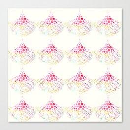 Party Scallops Canvas Print
