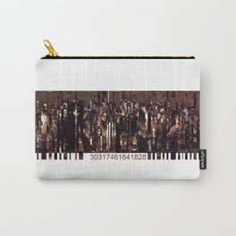 Barcode 13. Carry-All Pouch