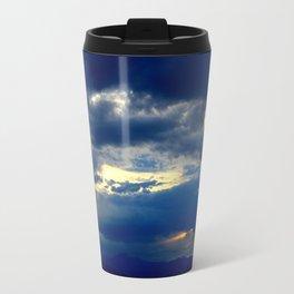 Deep Blues Travel Mug