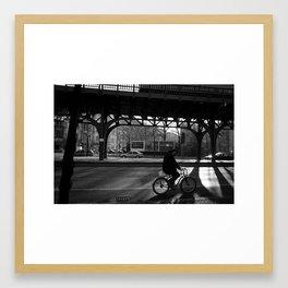 Kreuzberg Framed Art Print