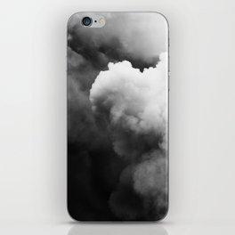 Smoke Over Yasur iPhone Skin