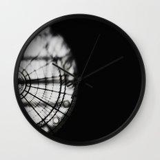 half moon Wall Clock