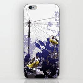 Northcote Rd iPhone Skin