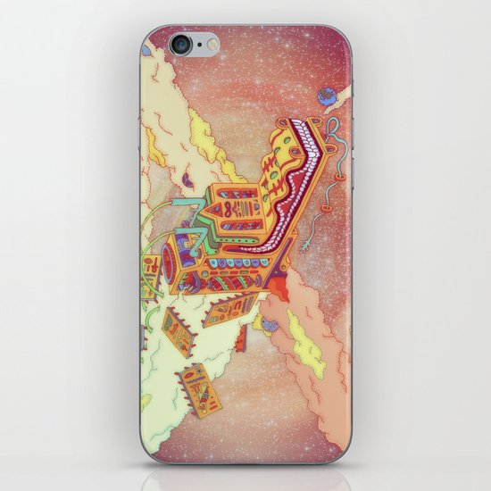 The Lotus Eater. iPhone Skin