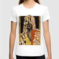 klimt T-shirts featuring Klimt Me by Estúdio Marte